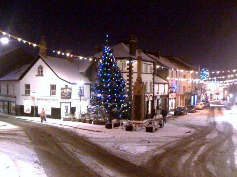 Ulverston Christmas Tree